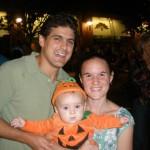 Halloween w Michael and Rebecca