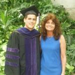 UF Graduation w Mom