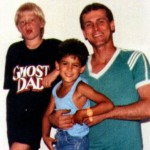 Young w Dad and Ian