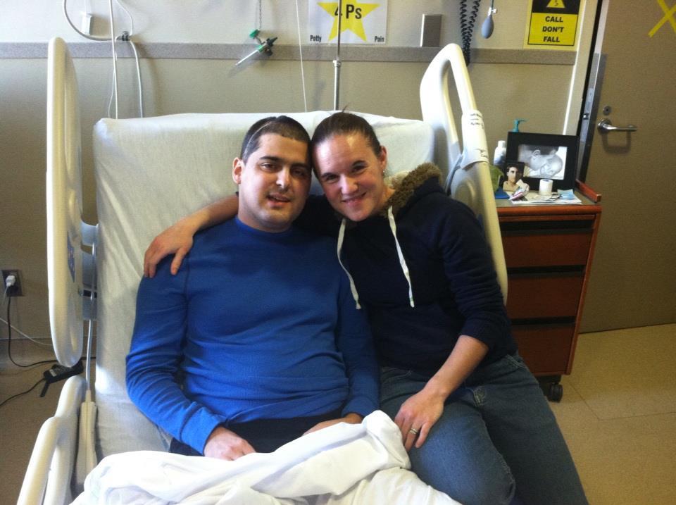 Dustin Rhodes -Durham Regional Hospital 1 - Glioblastoma Multiforme - brain cancer