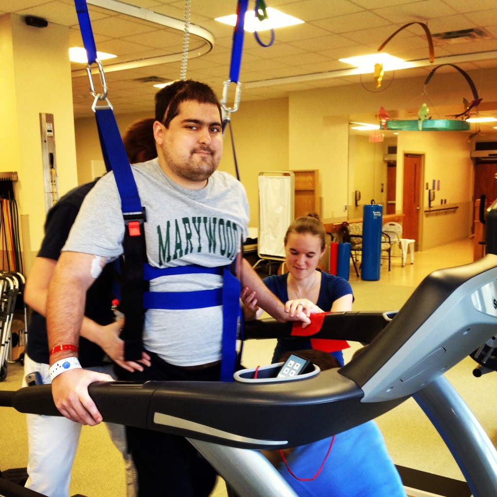 Dustin Rhodes -Applehill Rehabilitation - Glioblastoma Multiforme - brain cancer