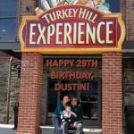 Dustin Rhodes_Birthday_Turkey_Hill_Experience Feature