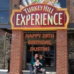 Dustin_Rhodes_Birthday_Turkey_Hill_Experience