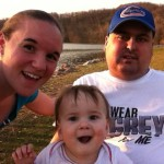 Dustin Rebecca Michael at the Park
